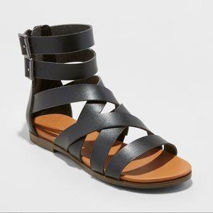 Women's Rosalee Microsuede Gladiator Sandals
